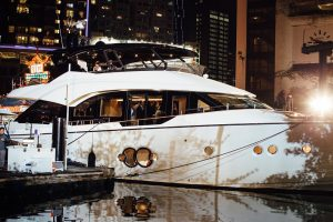 World's First and Only Monte Carlo Yachts 80 at the Aberdeen Marina Club during her Hong Kong and Asia launch held by Asia Yachting_1
