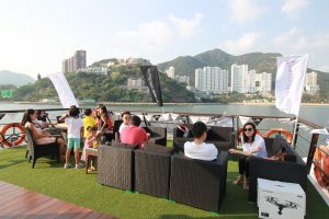 Hundreds of guests visited the Asia Yachting Brokerage Boat Show in the middle of the sea in Repulse Bay on April 29 - 30_3