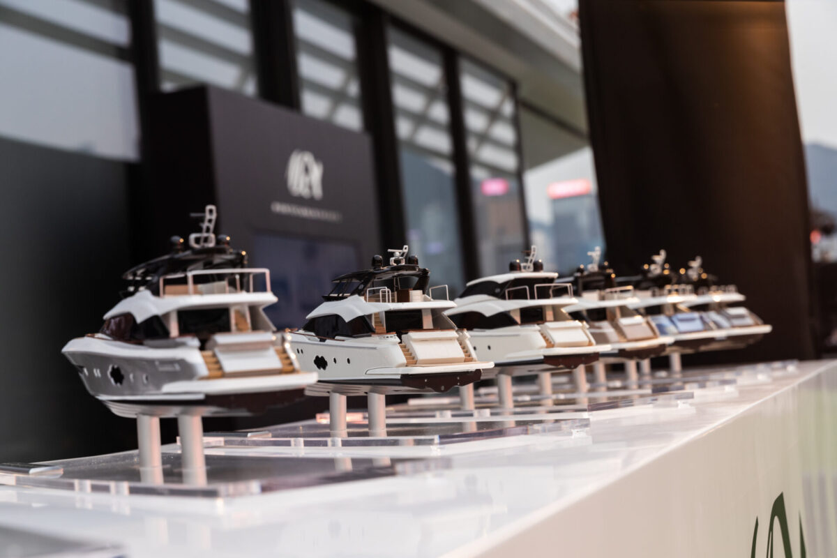 monte carlo yachts mcy event model yachts