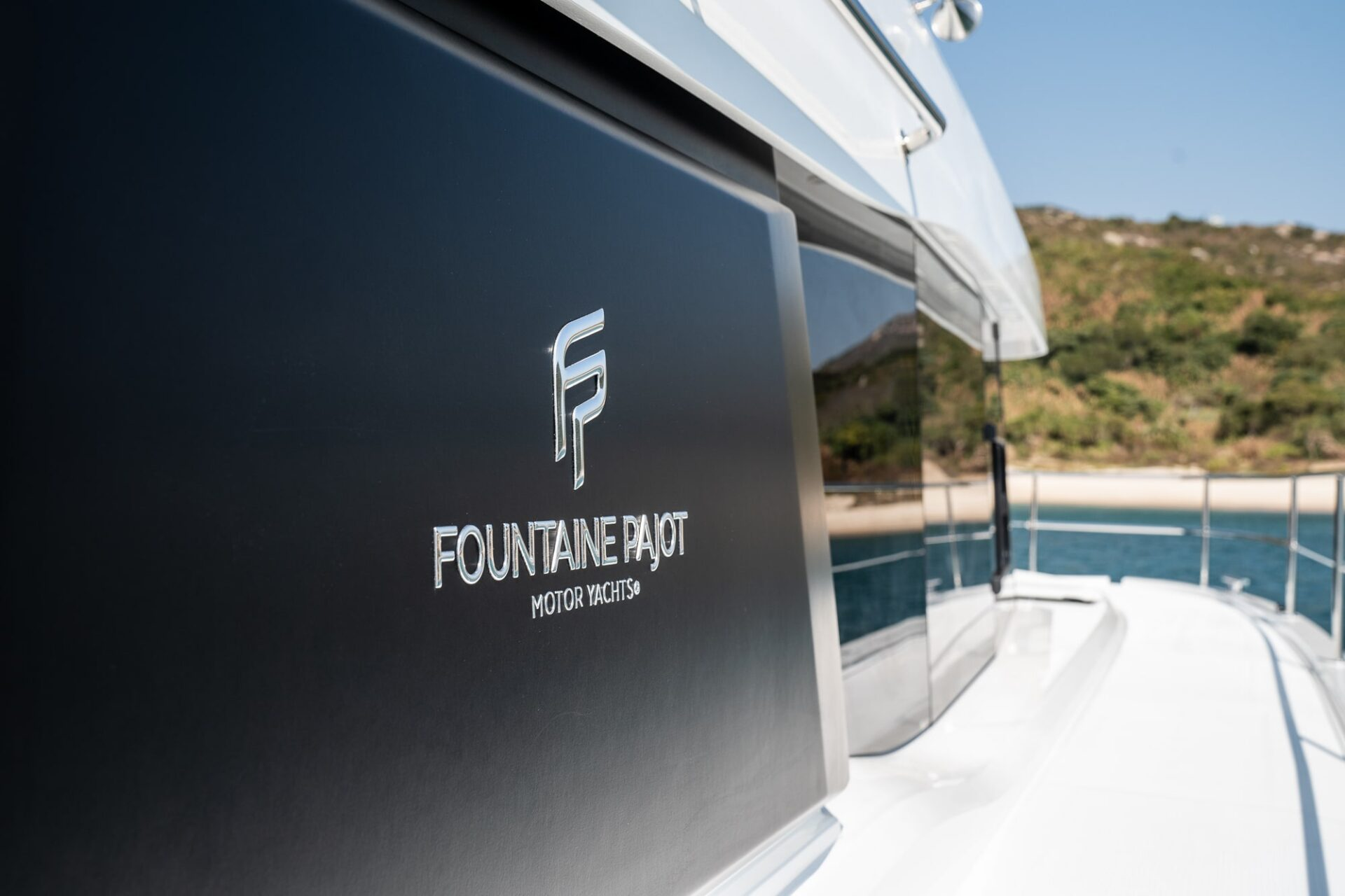 Fountaine Pajot Hull